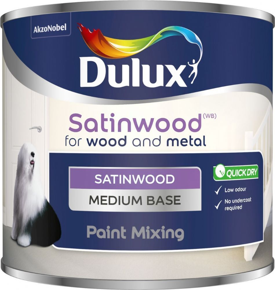 Dulux Satinwood Spiced Honey Palette #4